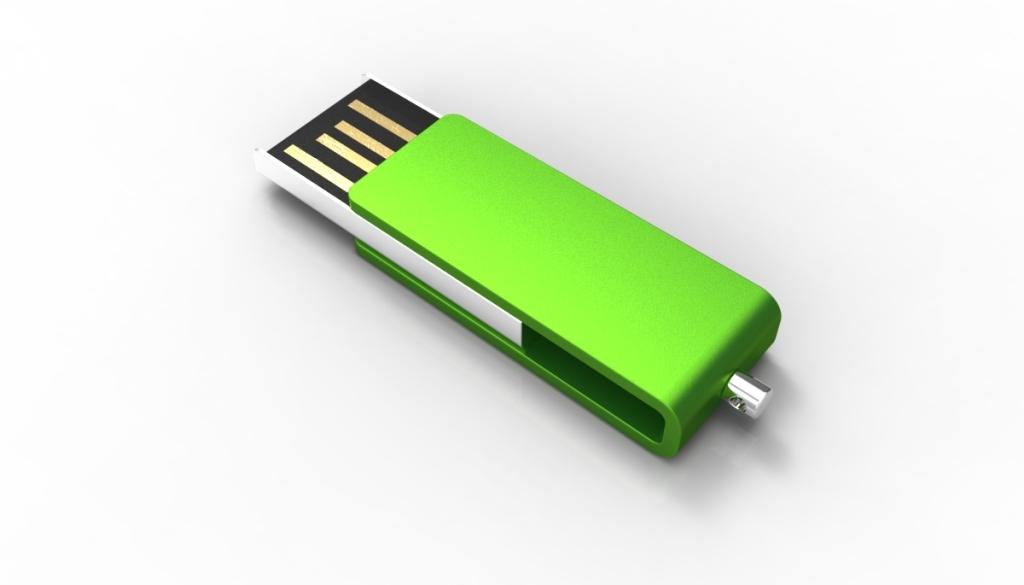 Nevíte jaký flash disk?