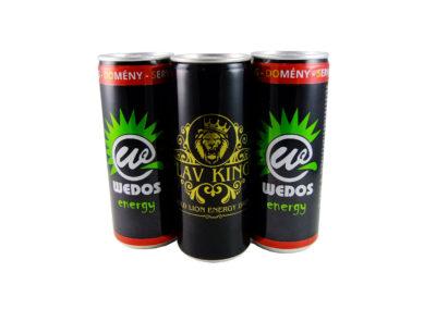 energetické nápoje reklamní