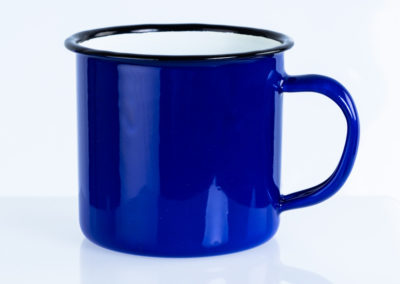 modrý plecháček